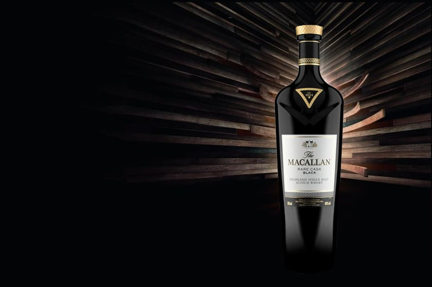 The Macallan Rare Cask Black, un Macallan ahumado
