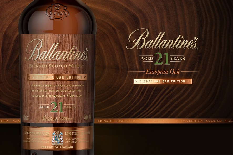 ballantines-21-signature-oak