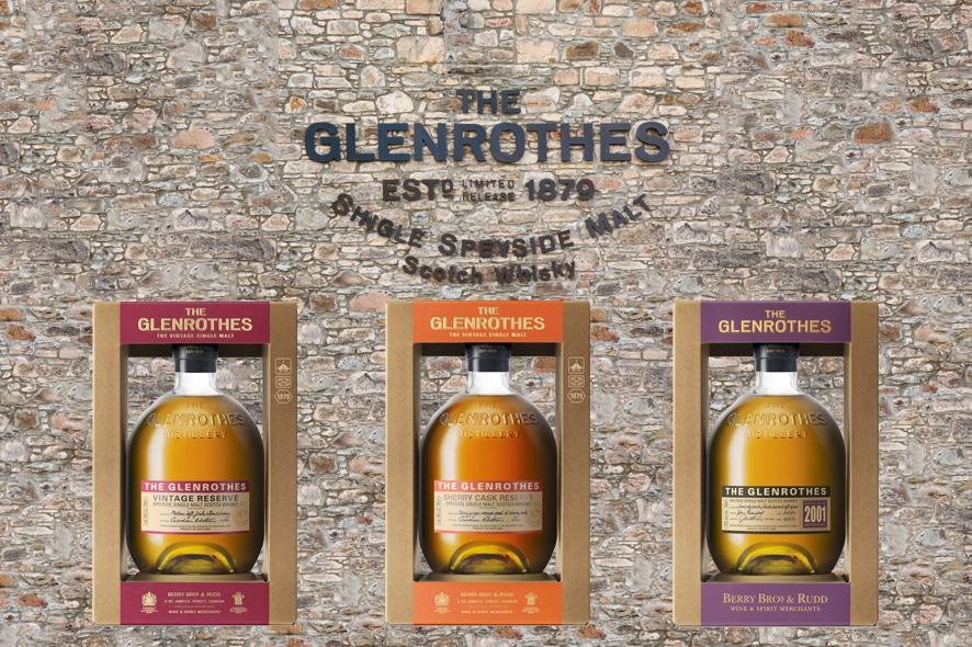 The Glenrothes: nuevas expresiones a ritmo de vinilo
