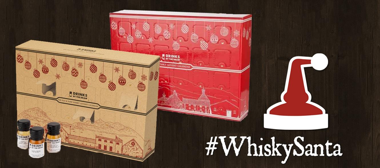 #WhiskySanta y el calendario de adviento del whisky
