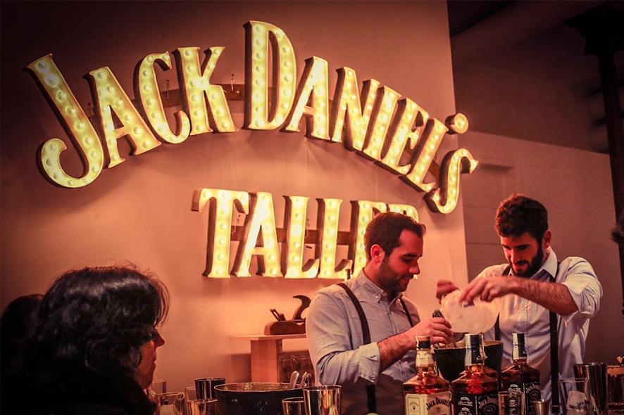 El Taller Jack Daniel's llega a Barcelona