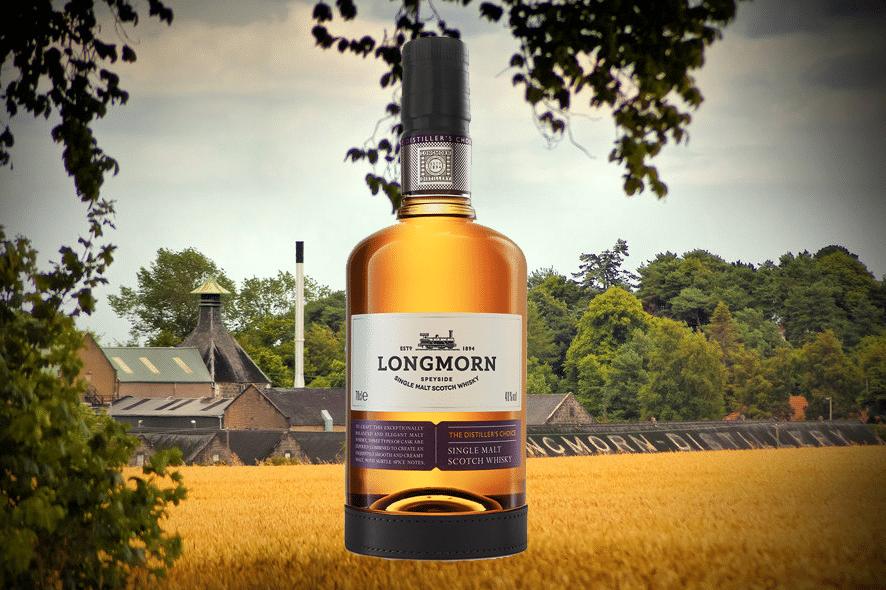 Longmorn The Distiller's Choice, nueva expresión de Chivas Brothers