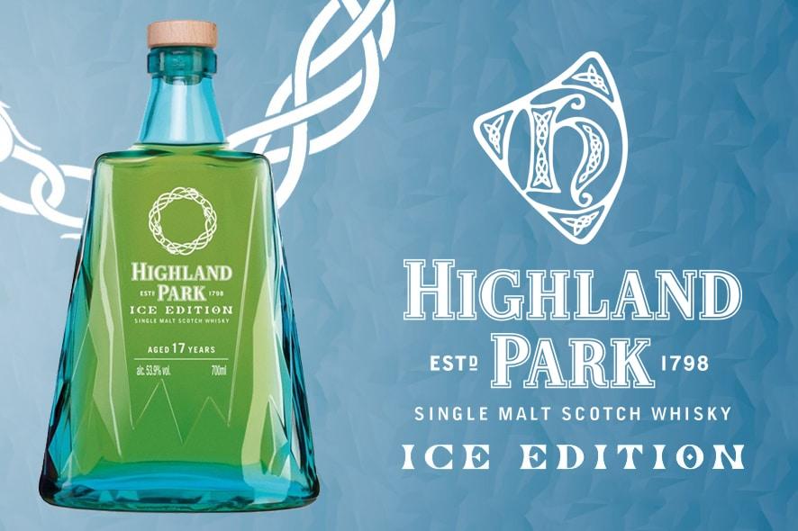 Highland Park Ice Edition, homenaje a las raíces vikingas