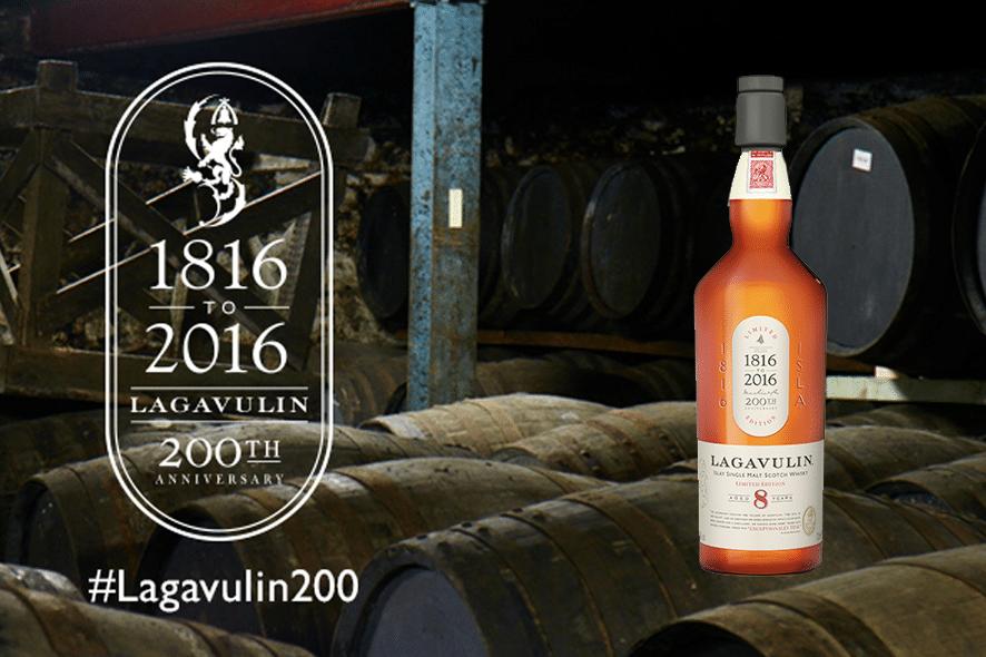 Lagavulin celebra 200 años con el nuevo Lagavulin 8