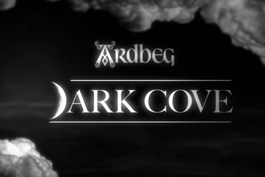 Ardbeg Dark Cove, la noche de Ardbeg
