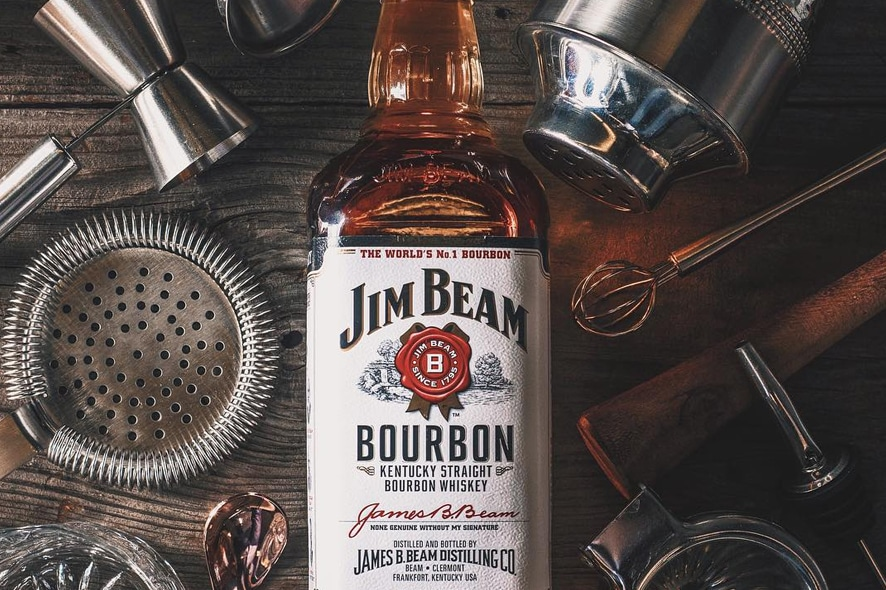 Bourbon Legends de Jim Beam llega a Barcelona