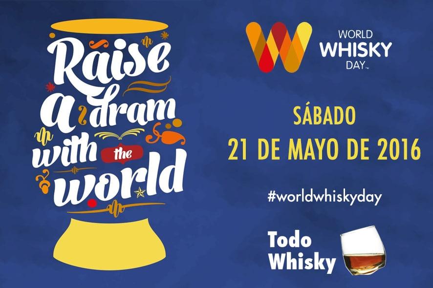 5 whiskies para el día mundial del whisky