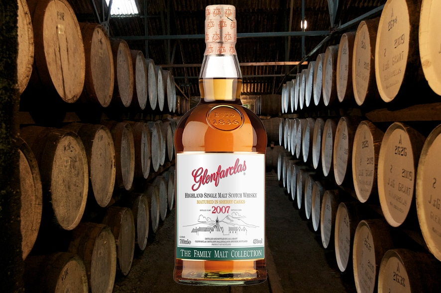 Nuevo Glenfarclas, The Family Malt Collection 2007
