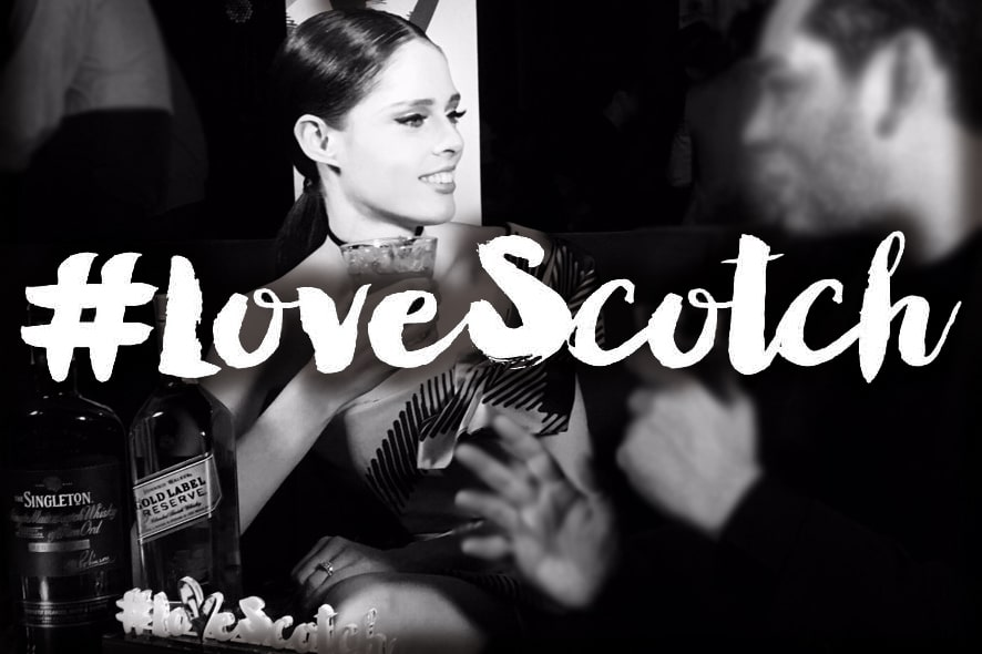 #LoveScotch: Diageo alza una copa por el whisky escocés