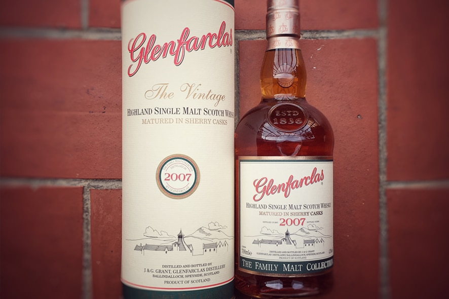 Glenfarclas The Family Malt Collection 2007