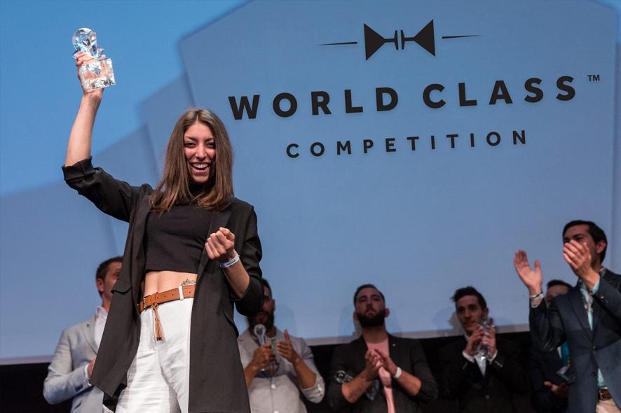 Adriana Chía, la primera mujer que gana World Class Spain