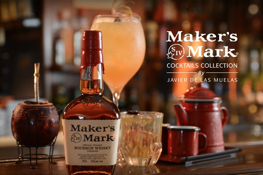 Maker's Mark acompaña al Dry Martini a los World's 50 Best Bars