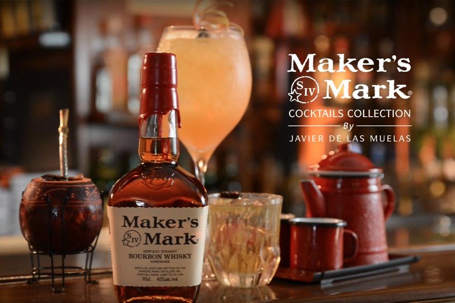 Maker's Mark acompaña al Dry Martini a los World's 50 Best Bars