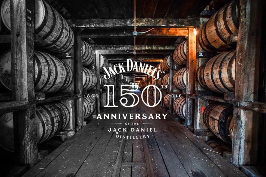 150 años de Jack Daniel's