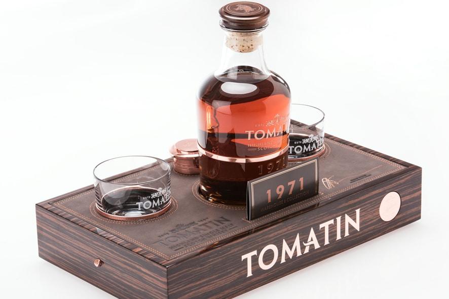 Tomatin 1971, un vintage malt de 44 años