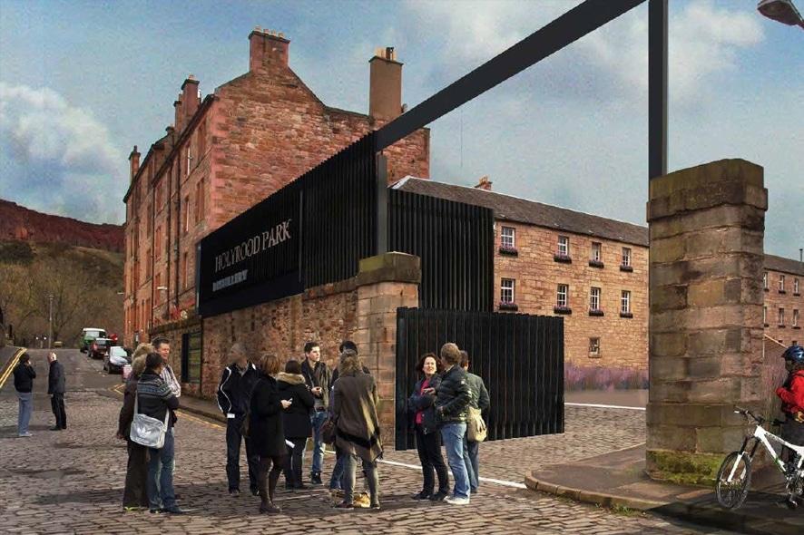 Holyrood Park, la nueva destilería de Edimburgo