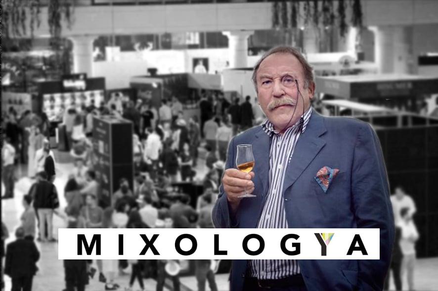Charles MacLean estará en Mixologya