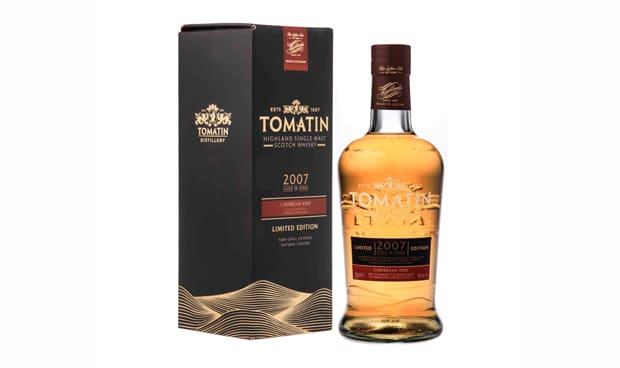 Tomatin Caribean Rum