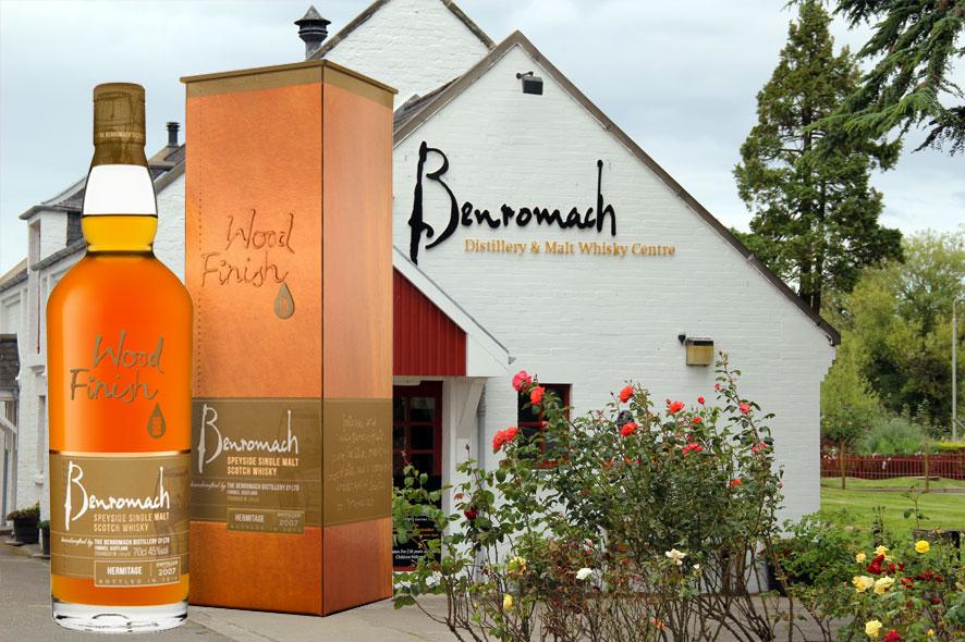 Benromach Heritage 2007