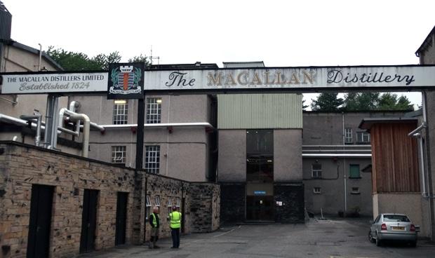 destilería The Macallan