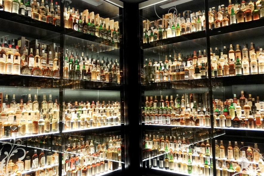 The Scotch Whisky Experience, el museo del whisky