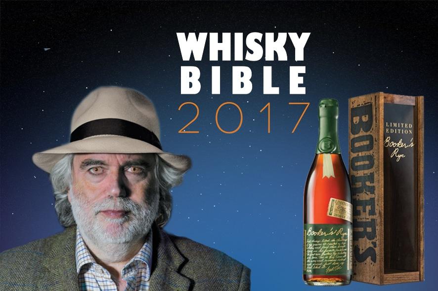 Booker's Rye, el mejor whisky del mundo según Jim Murray