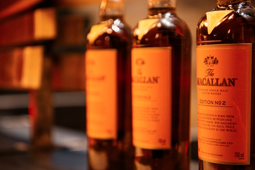 The Macallan Edition NO. 2, nueva colaboración con el Celler de Can Roca