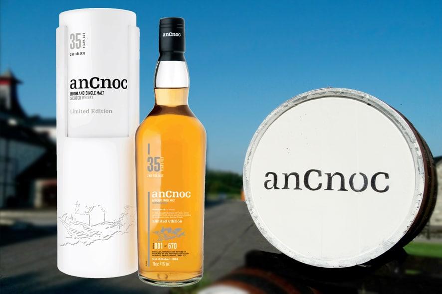 anCnoc 35 años, segunda edición limitada