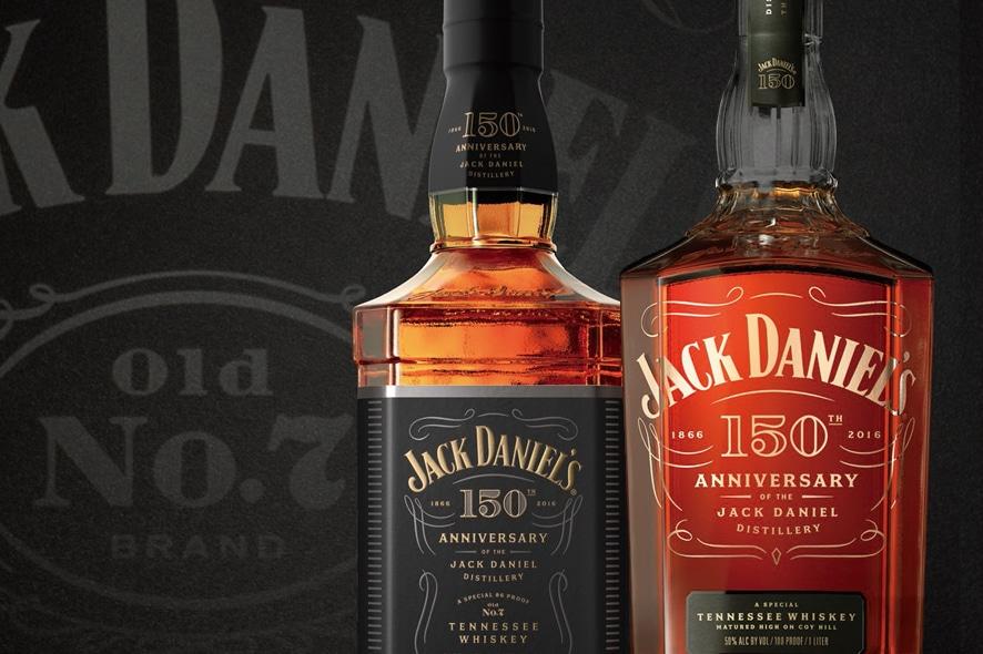 Jack Daniel's 150, dos ediciones limitadas de aniversario