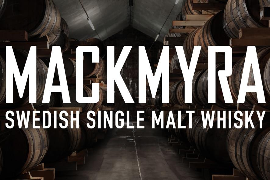 El whisky sueco MackmMyra llega a España