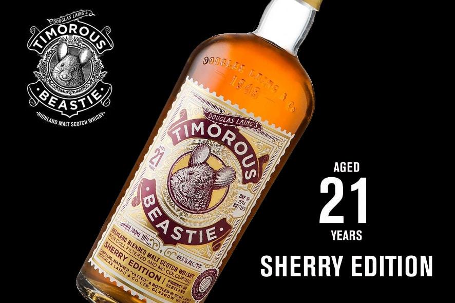 timorous beastie 21