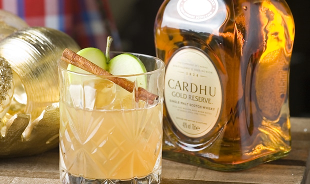cócteles de whisky