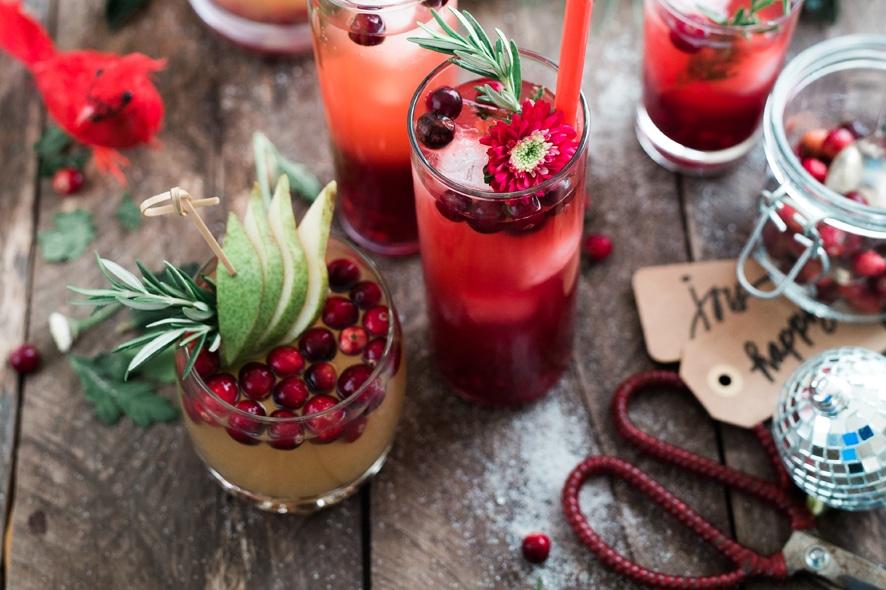 7 cócteles con whisky para Navidad