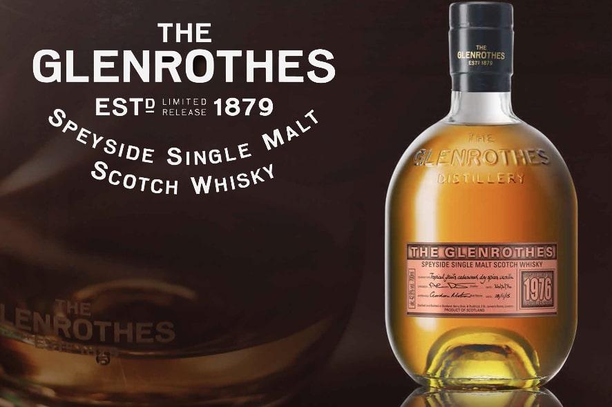 El Single Vintage 1976 de The Glenrothes