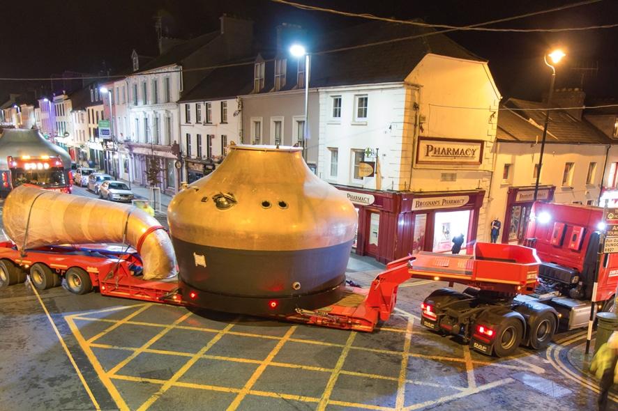 Irish Distillers invertirá 10 millones de euros en la destilería de Midleton