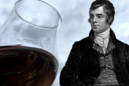 whiskies escoceses robert burns