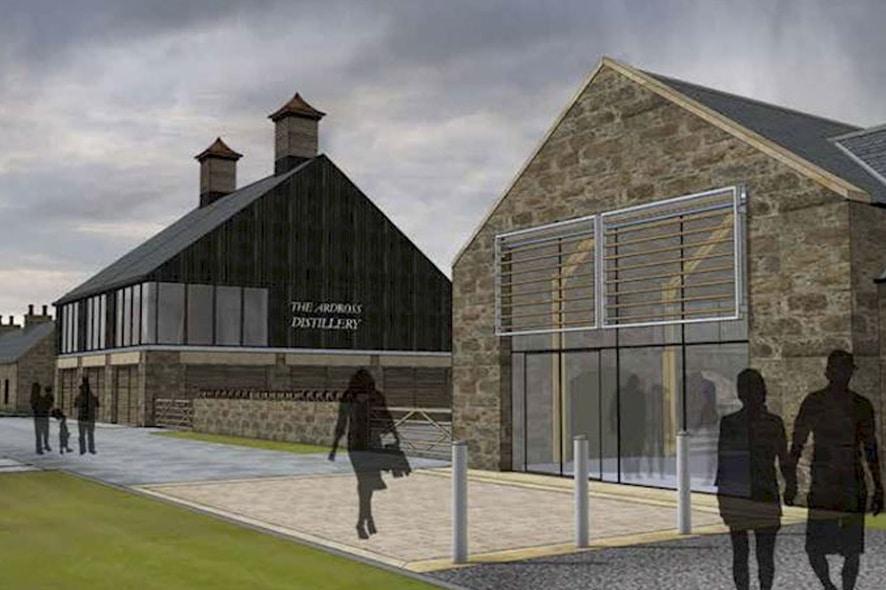 Luz verde para la construcción de una nueva destilería en Ardross