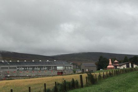 destilería de Glenfarclas