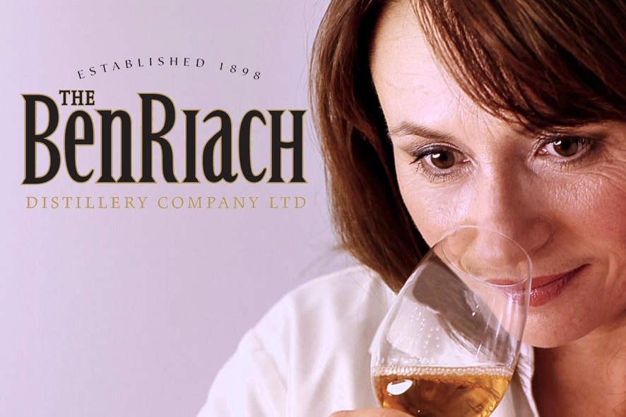 Rachel Barrie, nueva Whisky Maker de BenRiach