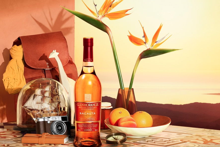 Bacalta, la influencia de Madeira en Glenmorangie