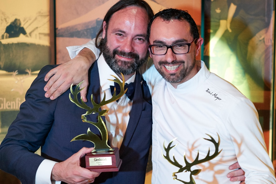 David Kandinsky y Toni Mayor, ganadores de Glenfiddich Fusión
