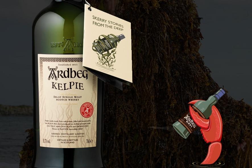 Kelpie, el Ardbeg del mar negro