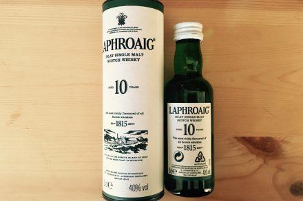Laphroaig 10