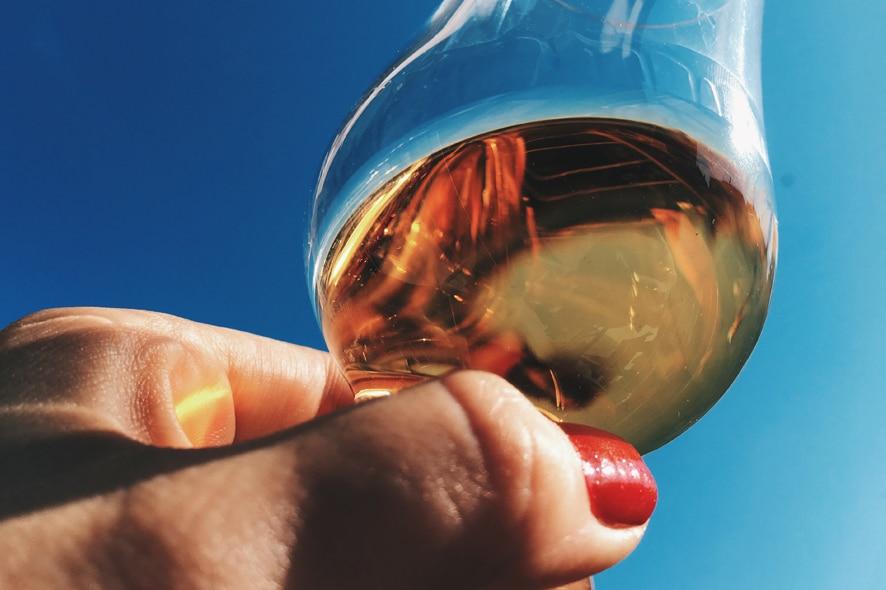 Por qué mujeres y whisky no es una extraña combinación