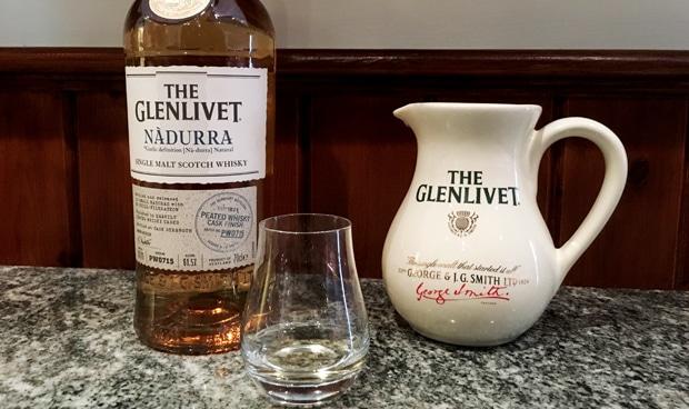 destilería de Glenlivet