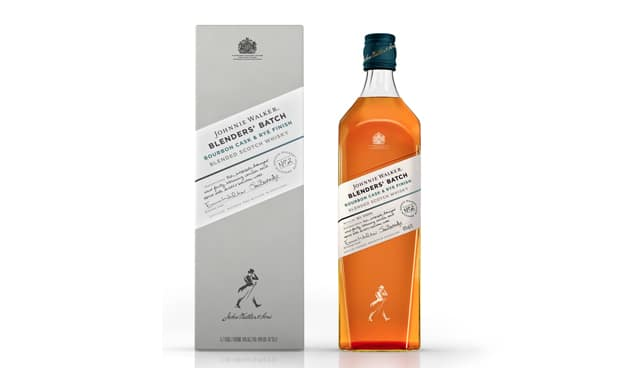 Johnnie Walker Blenders' Batch Bourbon Cask & Rye Finish