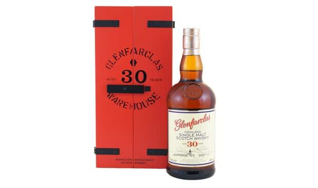 glenfarclas 30 warehouse edition