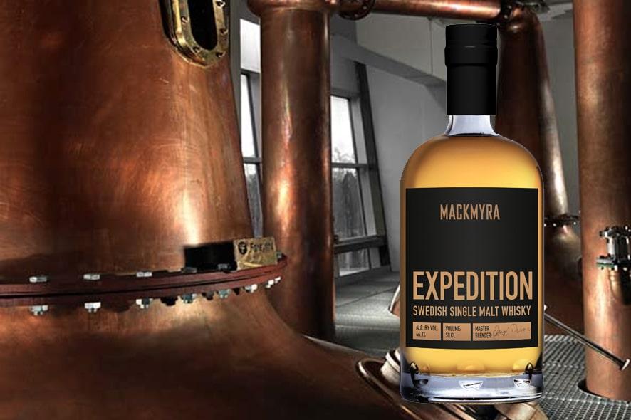 Mackmyra Expedition, la edición limitada para viajeros