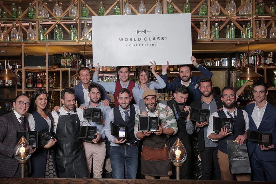 Los 10 finalistas de World Class Competition 2017
