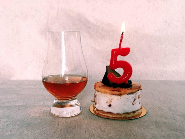 5 años de Todo Whisky